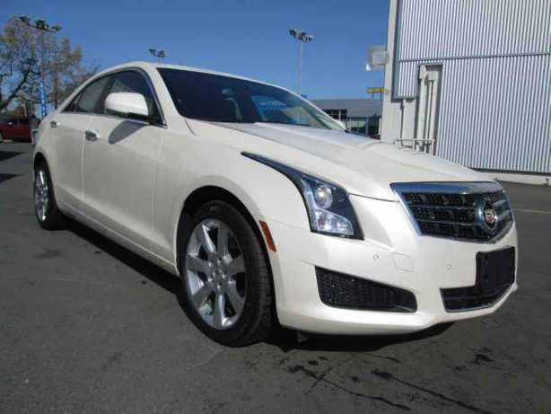 2014 cadillac ats 2 0 turbo luxury outside nanaimo nanaimo. Black Bedroom Furniture Sets. Home Design Ideas