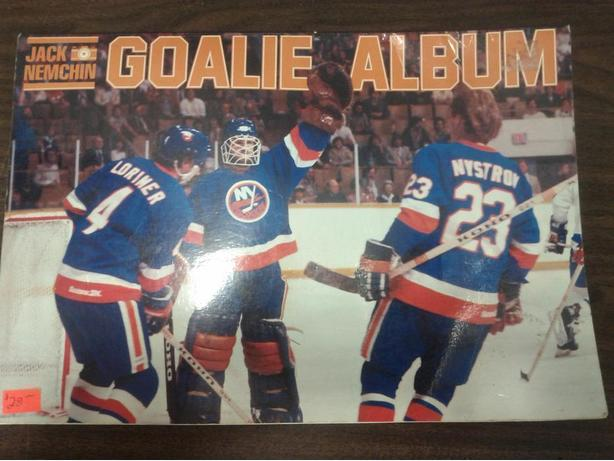 1981 Goalie Album