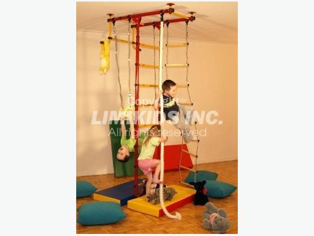 Indoor home gym for kids soft castle model toronto city