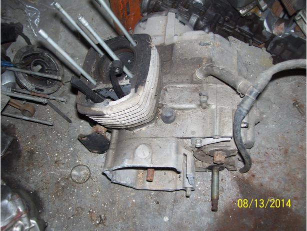 Honda 200M engine parts crank piston transmission