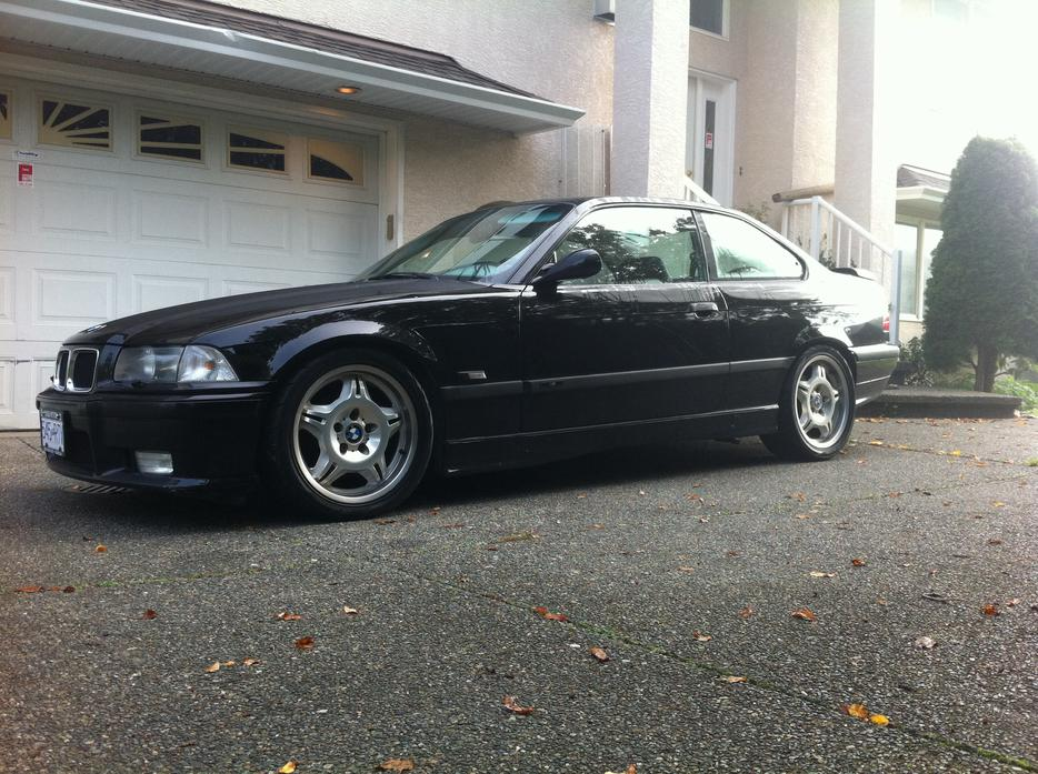 1996 Bmw 328is With M3 Package West Shore Langford Colwood Metchosin Highlands Victoria Mobile