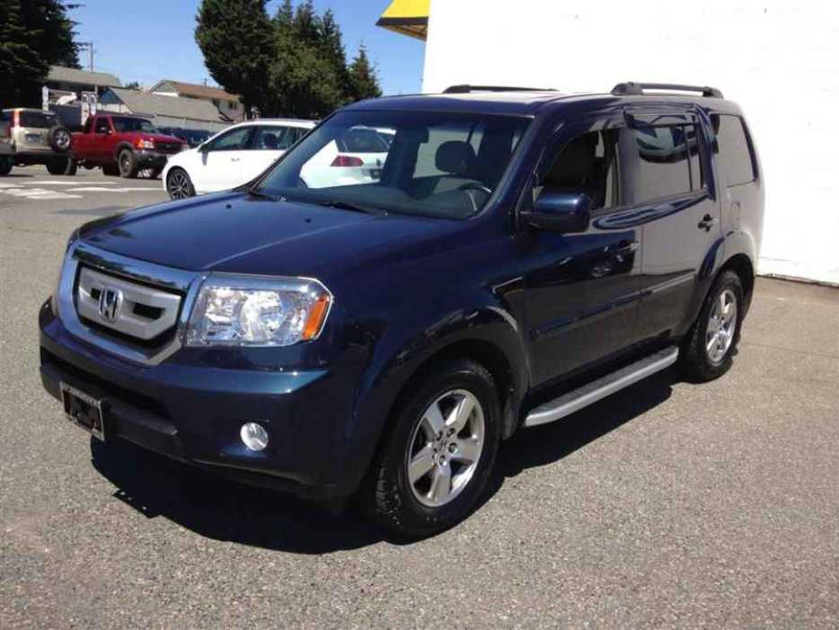 2010 honda pilot ex l outside victoria victoria mobile for Used honda pilot 2010