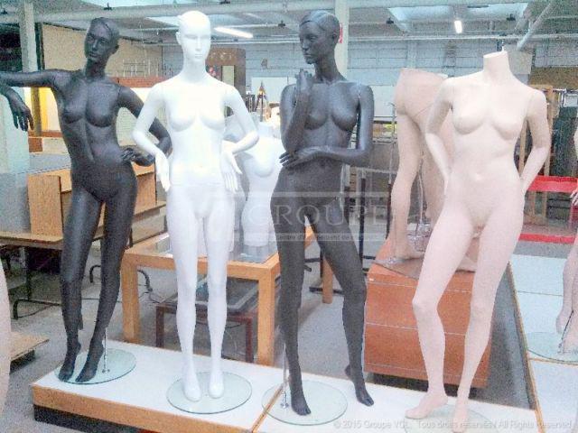Mannequins 75 super liquidation complet full body for Super liquidation