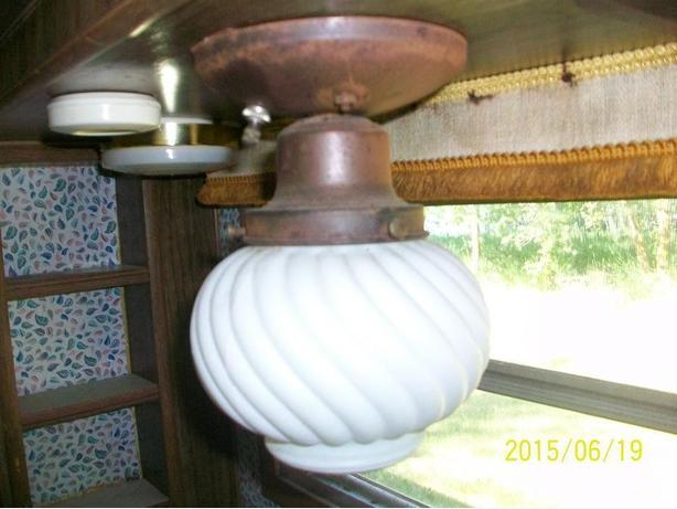 RV 110V light fixtures