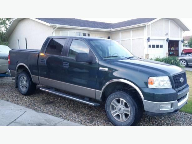 2005 ford f150 4x4 for sale north regina regina. Black Bedroom Furniture Sets. Home Design Ideas