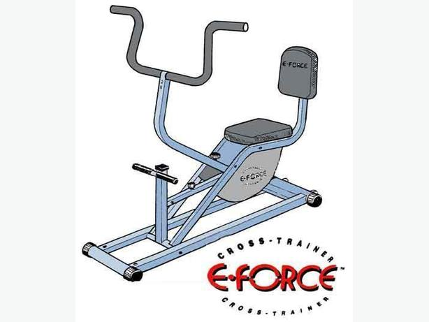 E-Force Exercise Machine