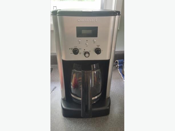 Cuisinart Coffee Maker Noise : Cuisinart Coffee Maker (new) Saanich, Victoria