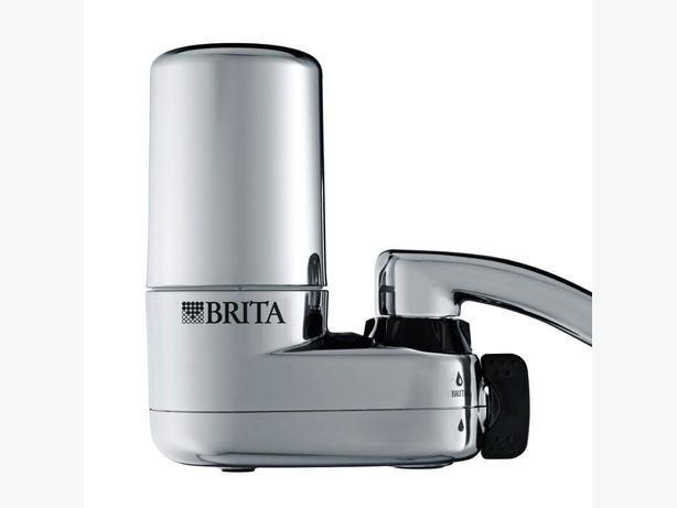 Brand New Brita Water Faucet Replacement Filter Chrome