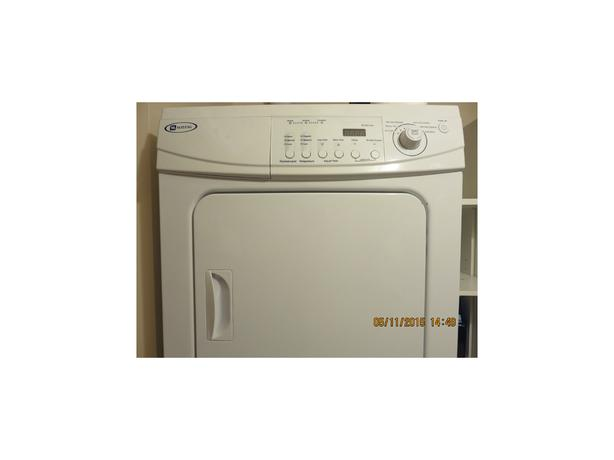 apartment size dryer stackable