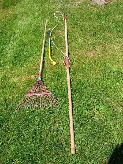 Various garden tools queens county pei for Gardening tools vancouver