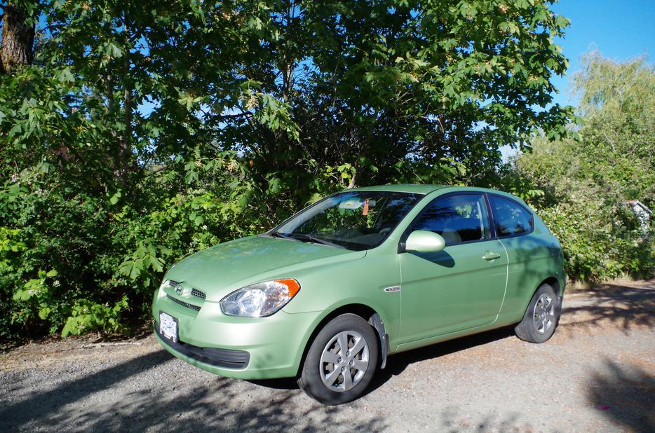 2009 Hyundai Accent West Shore Langford Colwood Metchosin