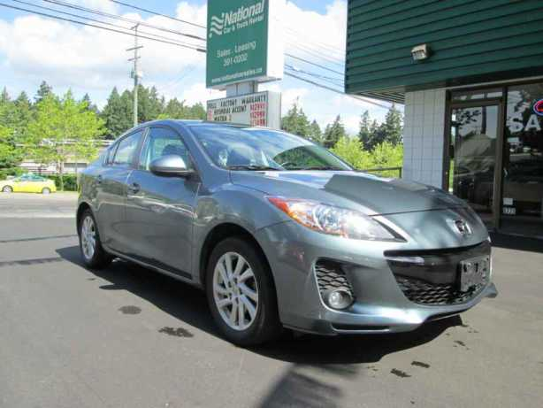 2012 mazda mazda3 gs luxury skyactive sedan west shore langford colwood metchosin highlands. Black Bedroom Furniture Sets. Home Design Ideas