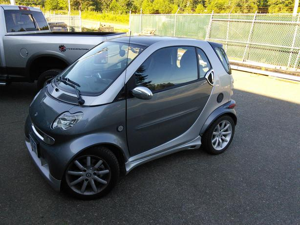 2006 smart fortwo brabus campbell river courtenay comox mobile. Black Bedroom Furniture Sets. Home Design Ideas