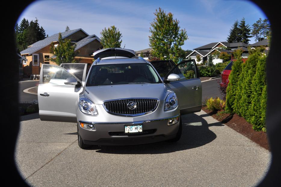 Moncton Buick Enclave >> Buick Enclave, like new with 18000kms North Nanaimo, Parksville Qualicum Beach