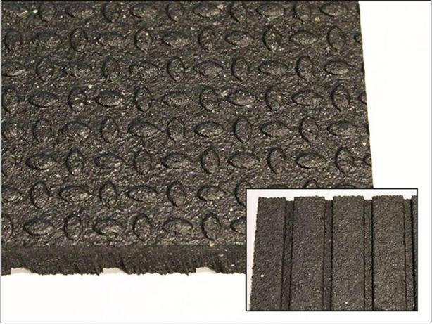 Commercial Rubber Mats