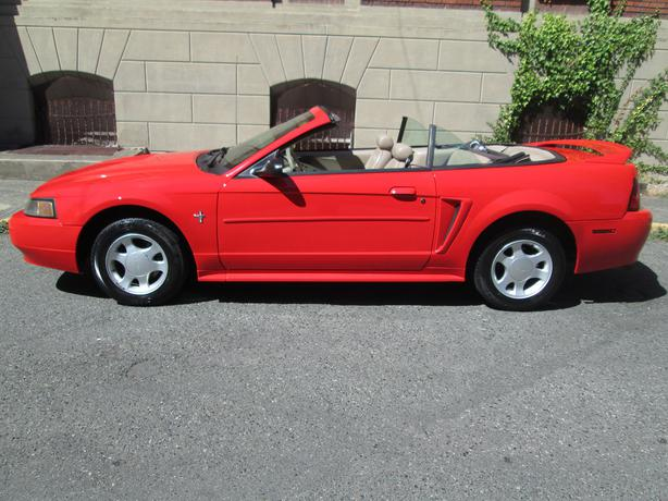 2001 ford mustang convertible fully loaded outside for 2001 ford mustang convertible top motor