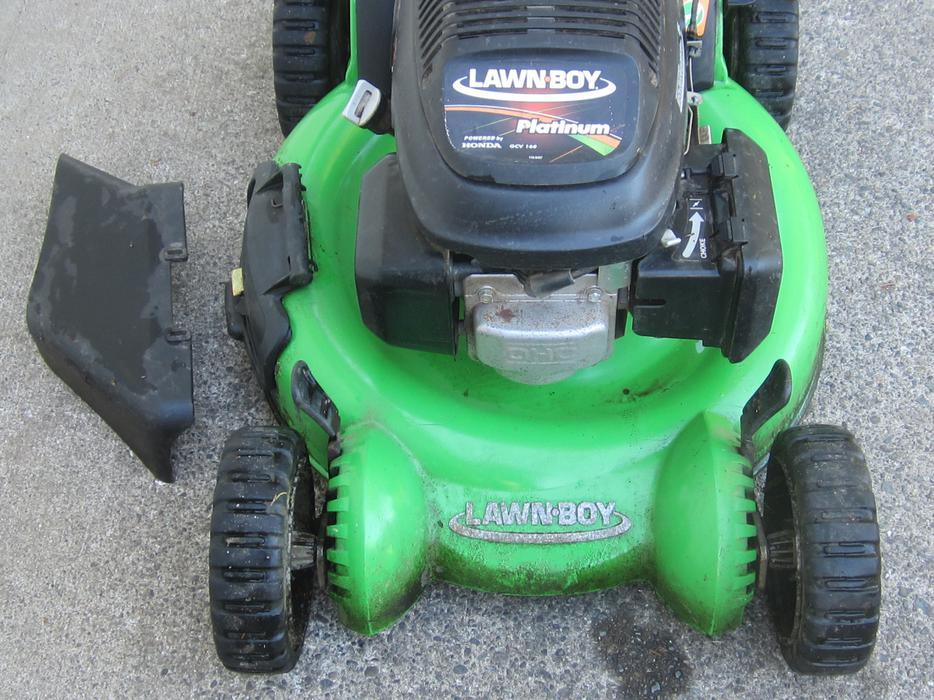 Lawn Boy 160 Cc Honda Variable Self Propelled Lawn Mower