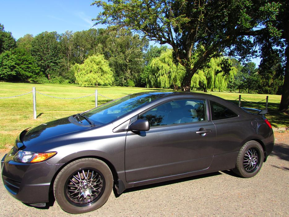 2009 honda civic coupe   excellent condition duncan cowichan