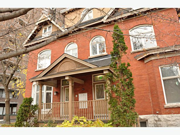 Heritage Style 2 Bdrm Apartment For Rent In Ottawa 39 S Golden Triangle 47 Central Ottawa
