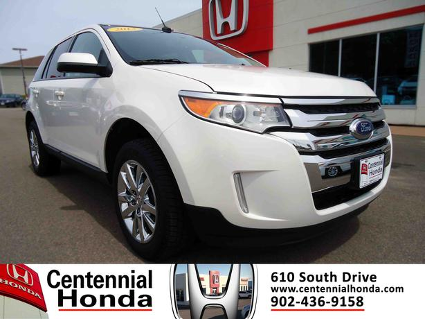 2013 ford edge sel sport utility awd auto mint tan leather low km 39 s summerside pei. Black Bedroom Furniture Sets. Home Design Ideas