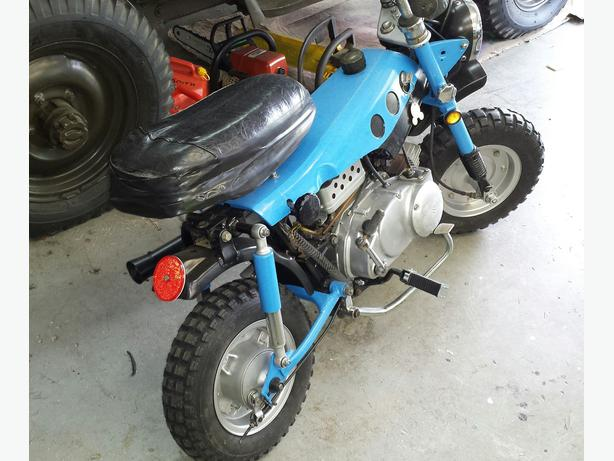 Is The Suzuki Aoil And Gas Mixed