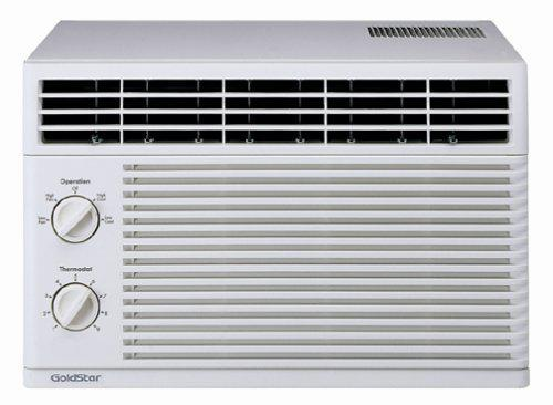 Goldstar 5 000 btu air conditioner like new 39 39 sold for 14 wide window air conditioner