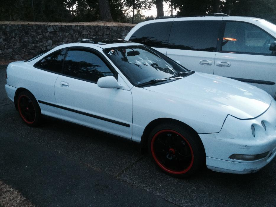 Acura Integra 5 Speed West Shore Langford Colwood