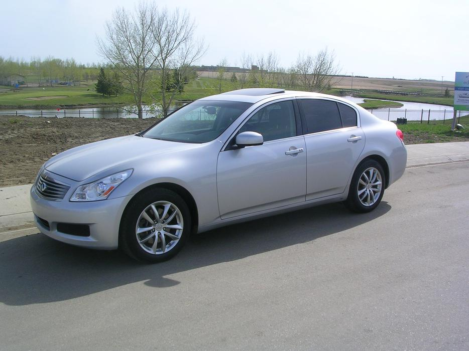 Awd Infiniti Low Mileage West Regina Regina
