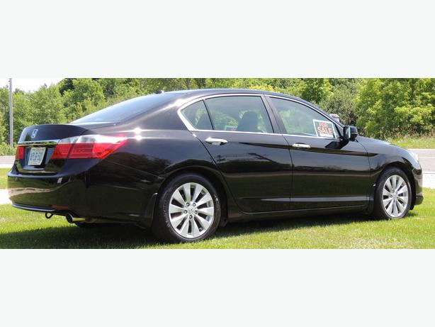 2013 honda accord exl 2 4l v4 outside ottawa gatineau area. Black Bedroom Furniture Sets. Home Design Ideas