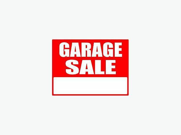 classifieds garage sales west