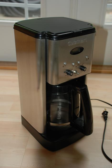 Cuisinart Brew Central Coffeemaker (almost new, programmable) Coquitlam (incl. Port Coquitlam ...
