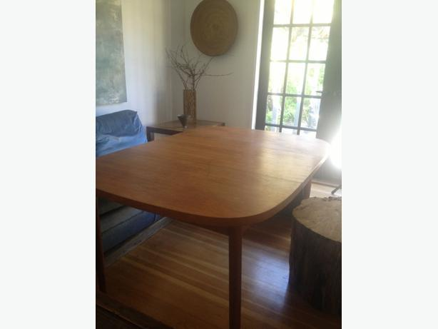 Teak Dining Table amp Coffee Table Oak Bay Victoria : 47596497934 from www.usedvictoria.com size 614 x 461 jpeg 19kB