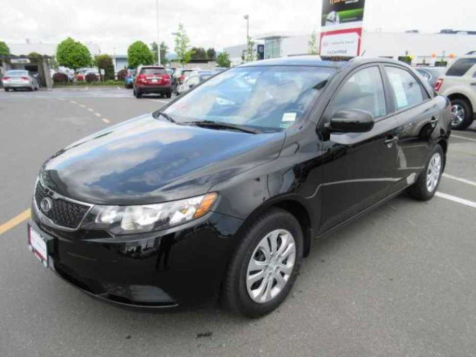 2011 Kia Forte Lx Low Kms 1owner Outside Victoria Victoria