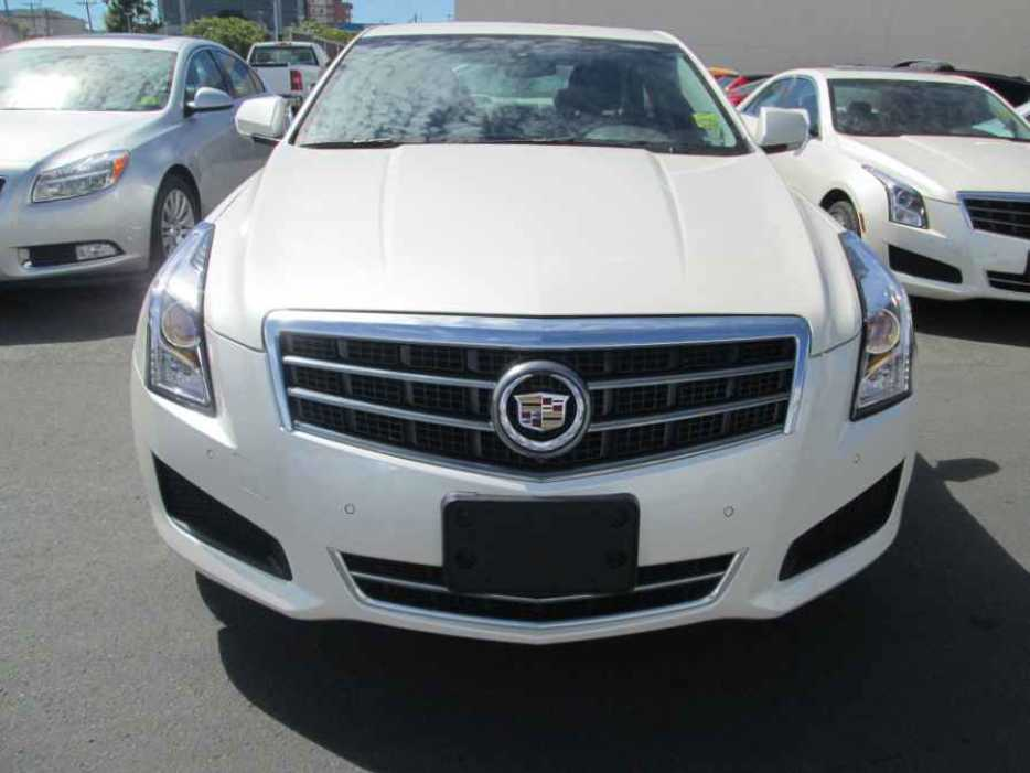 2014 cadillac ats 2 0 turbo luxury victoria city victoria mobile. Black Bedroom Furniture Sets. Home Design Ideas