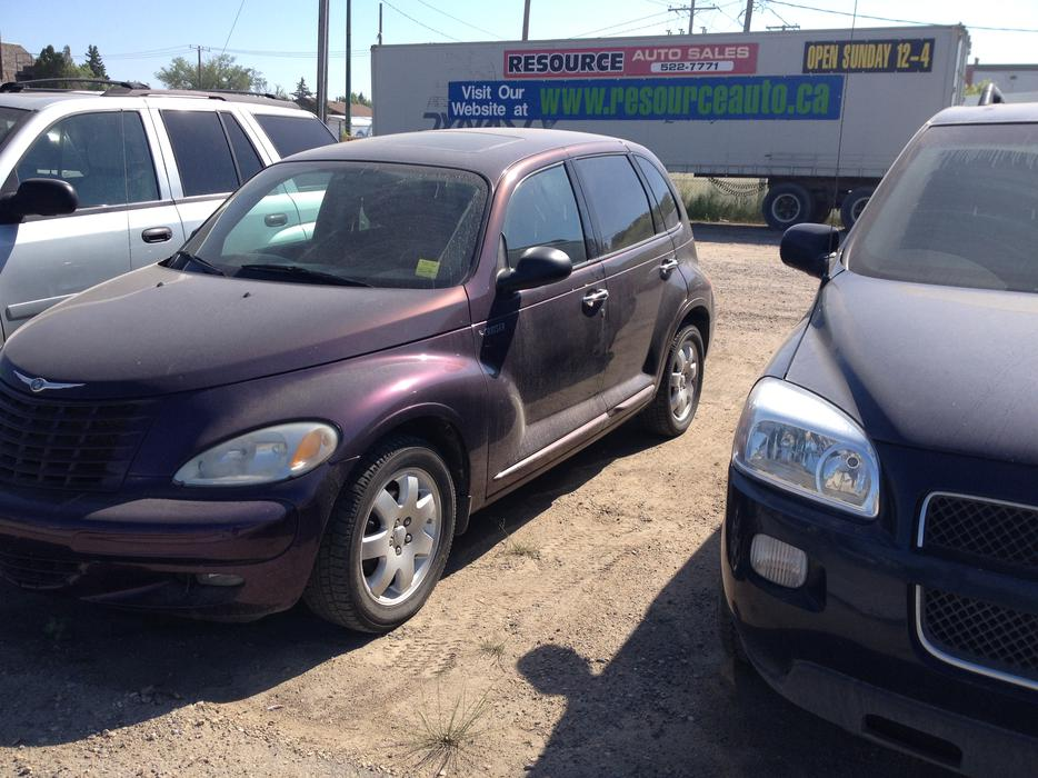 2004 pt cruiser touring edition north regina regina mobile. Black Bedroom Furniture Sets. Home Design Ideas