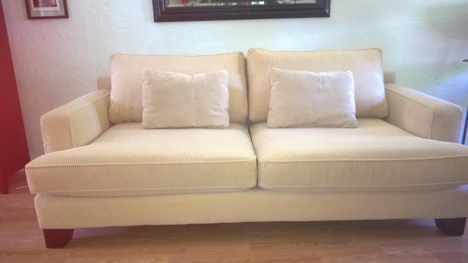 Sofa from Urban Barn Victoria City, Victoria
