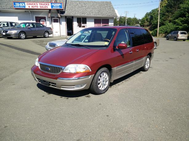 2003 Ford Windstar Limited (Stock 2733) * Price Reduced *