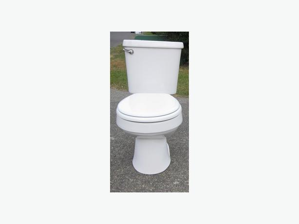Low Flow Toilet Saanich Victoria