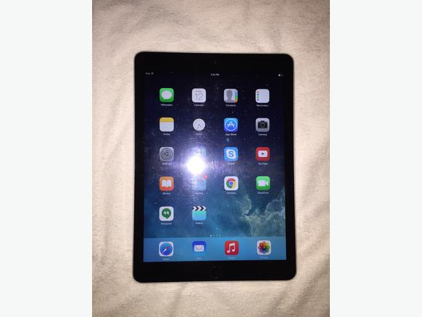 ipad air 2 16gb with apple leather smart case gatineau. Black Bedroom Furniture Sets. Home Design Ideas