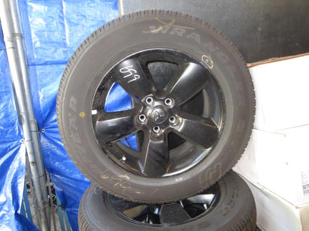 Set of 4 Tire & Rim Take Offs