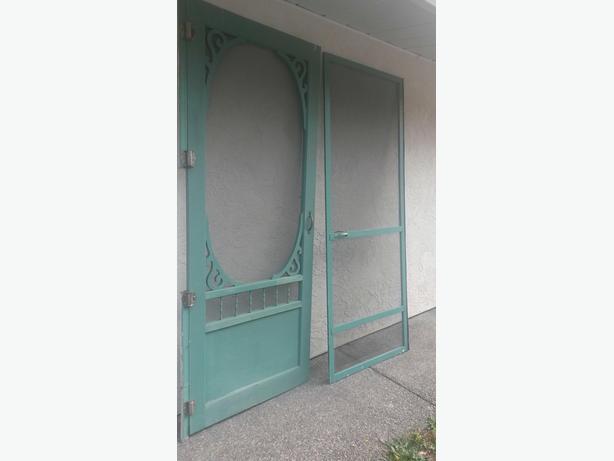 Decorative Door Screen Mississauga