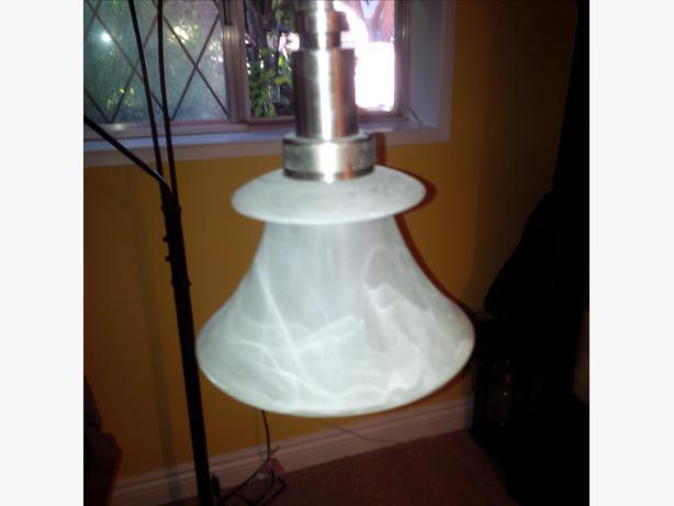 Free Kitchen Pendulum Light Works Great West Shore