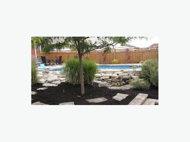 Ottawa Landscape Design Contractor Outdoor Kitchens