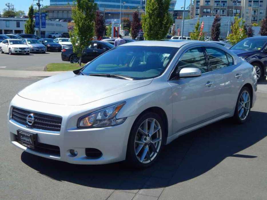 2011 Nissan Maxima 3 5 Sv Victoria City Victoria