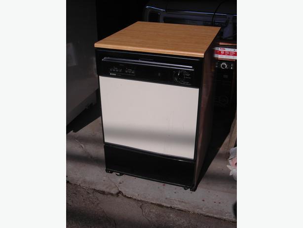 kenmore ultra wash portable dishwasher. obo: kenmore ultra wash \u0027quiet guard\u0027 portable dishwasher