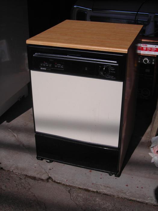 Obo Kenmore Ultra Wash Quiet Guard Portable Dishwasher