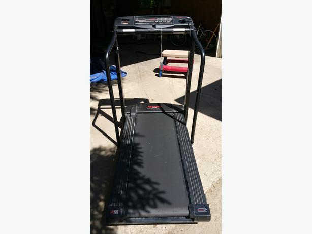 powered how self work treadmill does a