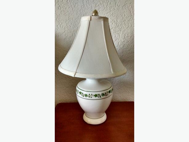 Bedside Lamps X 2 Saanich Victoria