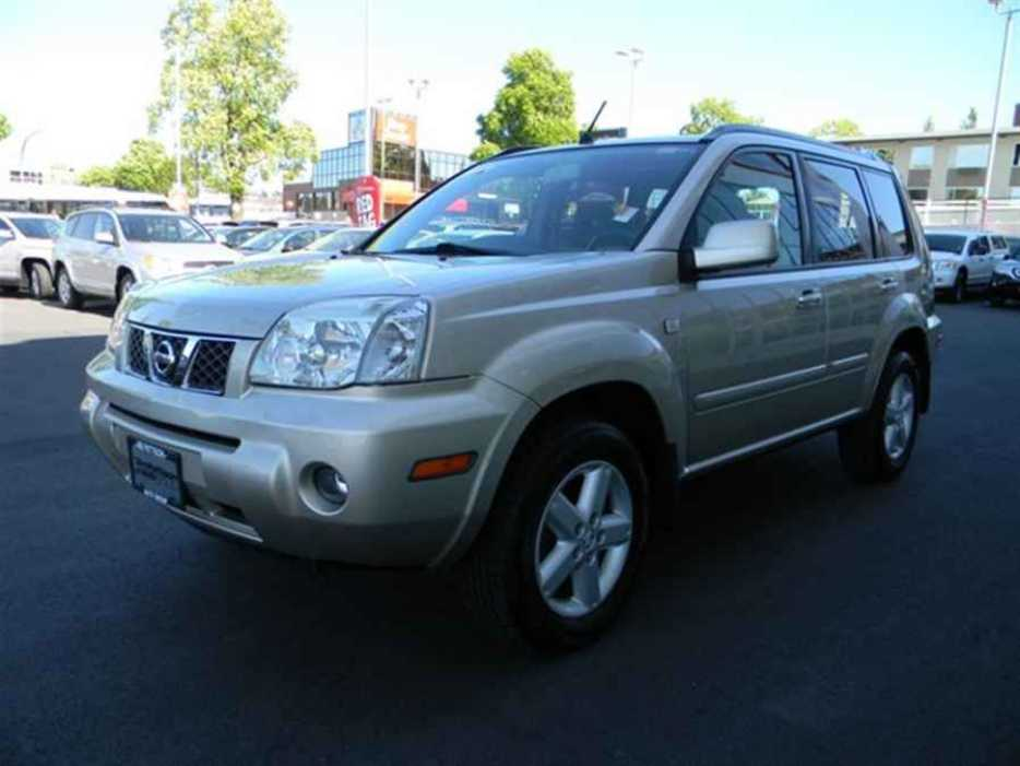 2005 nissan x trail outside nanaimo nanaimo mobile. Black Bedroom Furniture Sets. Home Design Ideas