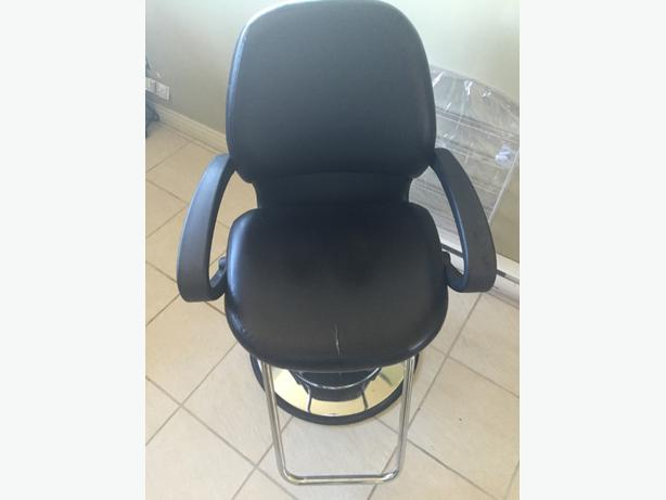 Salon chairs and dryers for sale victoria city victoria for Salon sofa for sale